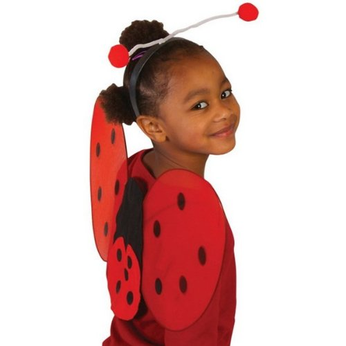 Ladybug Wing Set (RED) Accessory