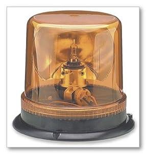 Amazon.com: Grote Rotating Beacon Light Yellow 76463: Automotive