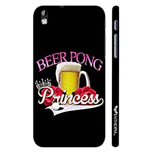 HTC Desire 816 Rocking a Beer Pong designer mobile hard shell case by Enthopia