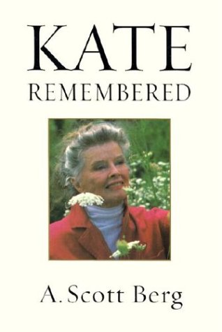 Kate Remembered, A. SCOTT BERG