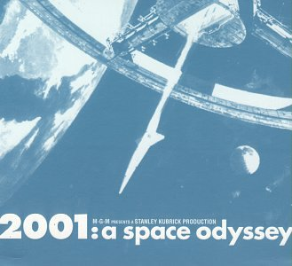 2001: A Space Odyssey - Original Motion Picture Soundtrack (1996 Reissue)
