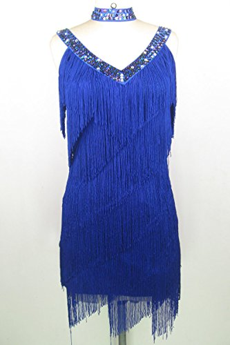 Whitewed-Fringe-Tassel-Beaded-V-Neck-1920s-Great-Gatsby-Flapper-Costumes-Dresses