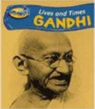 Mohandas Gandhi (Take-off!: Lives & Times)