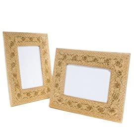 Embroidered Picture Frame - India