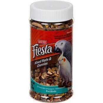 Cheap FIESTA MIXED NUTS & CHERRIES TREAT JAR – ALL BIRDS – 8 Oz. (M10481)