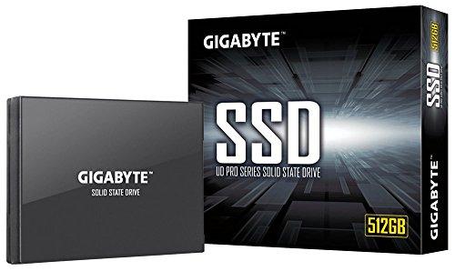 기가바이트 UD PRO 512GB SSD - GIGABYTE UD PRO 512GB 64 layer 3D TLC NAND Flash SATA III 2.5