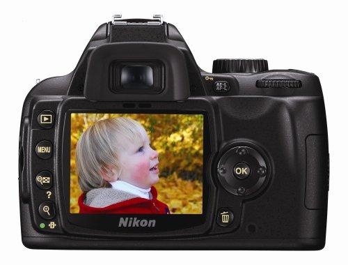 Nikon D60 DSLR Camera with