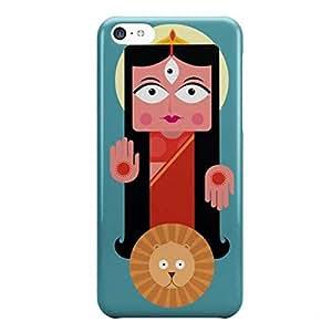 MA DURGA HARD CASE BY RAJ KAMAL FOR IPHONE 5c
