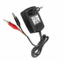 Battery charger - 12V, 1A Adapter