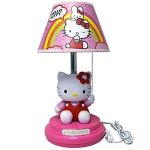 lampe de chevet hello kitty cuisine maison. Black Bedroom Furniture Sets. Home Design Ideas