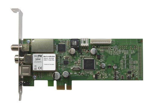 Hauppauge WinTV HVR-5500 HD TV-Karte DVB-S2 / DVB-S / DVB-C / DVB-T