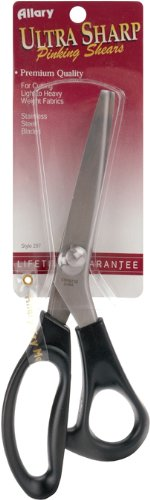 For Sale! Allary 9-Inch Ultra Sharp Pinking Shears