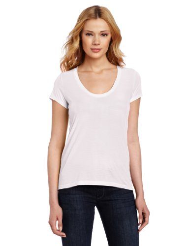 splendid-womens-very-light-jersey-u-neck-tee-white-x-small