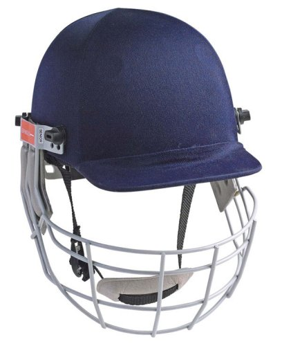 Gray-Nicolls Elite Cricket Helmet Navy Junior