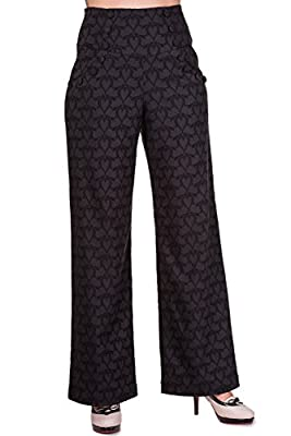 Banned Fantasy Island Pants - 26 to 34 Inch Waist