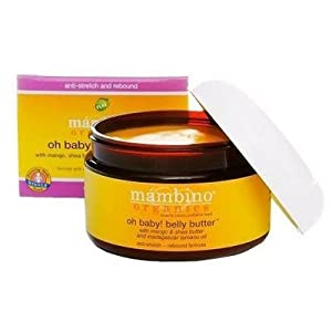 Body Care / Beauty Care Mambino Organics Oh Baby! Belly Butter 4 oz Bodycare / BeautyCare