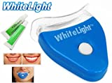White Teeth Tooth Whitener Kit Blue Whitening Light