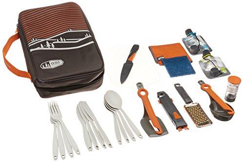 Gsi outdoors destination kitchen set 24 piece i cook for Gsi kitchen set