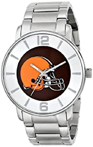 Buy Game Time Mens NFL All Pro Slim Case Watch - Cleveland Browns by Game Time