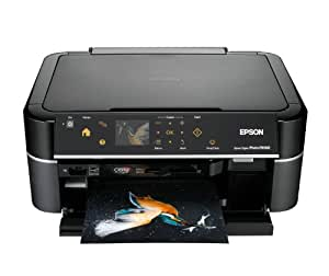 Epson Stylus PX660 6 Colour Photo Printer for Print, Scan and Copy