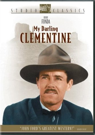 Cover art for  My Darling Clementine
