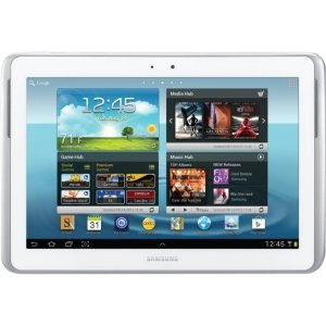 Samsung Galaxy Note GT-N8013 10.1 16 GB Slate Tablet - Wi-Fi - 1.40 GHz - White [GTN8013ZWY/XAR] -