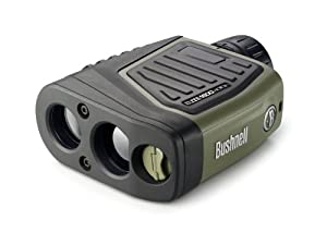Bushnell 205110 Elite 1600 ARC 7 x 26mm Laser Rangefinder