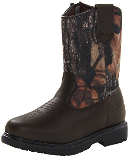Deer Stags Tour Pull-On Boot (Little Kid/Big Kid),Camouflage/Brown,13 M US Little Kid (Kids Boots For Boys compare prices)