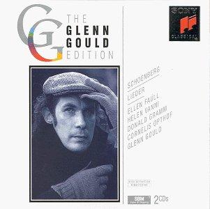 Lieder Schoenberg / Faull / Vanni / Gramm / Gould