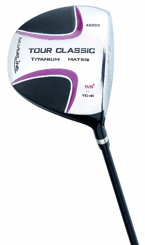 TOUR CLASSIC TC-41 Silverline Tour Classic TC-41 Golf Komplett Set Damen