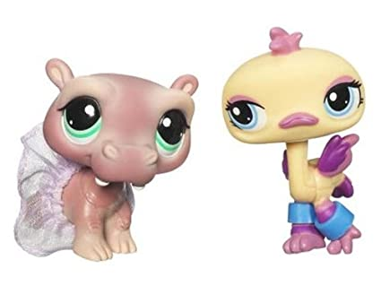 Littlest Pet Shop Hippo Littlest Pet Shop 2010