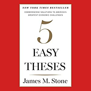 Five Easy Theses Audiobook