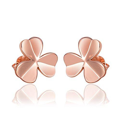 yc-top-felicita-erba-18-k-rosa-placcato-oro-donna-orecchini-a-perno