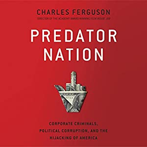 Predator Nation Audiobook