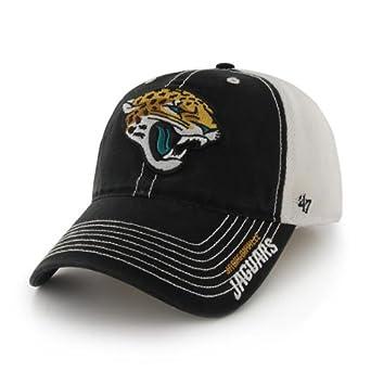 NFL Jacksonville Jaguars Mens Ripley Cap, One Size, Black by