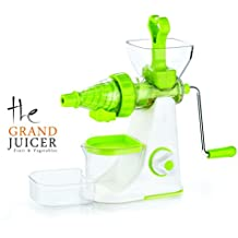 Shoppers Page Alice Grand Fruit And Vegetable Juicer With Steel Handle And Waste Collector (colour May Vary)