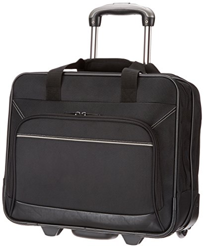 Read About AmazonBasics Rolling Laptop Case
