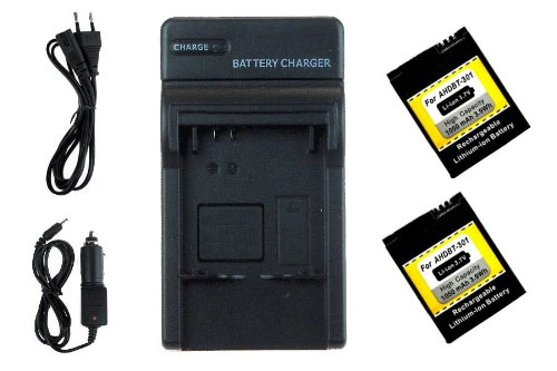 2x-batterie-ahdbt-301-caricabatteria-usb-per-gopro-hero3-black-white-silver-edition-1050mah