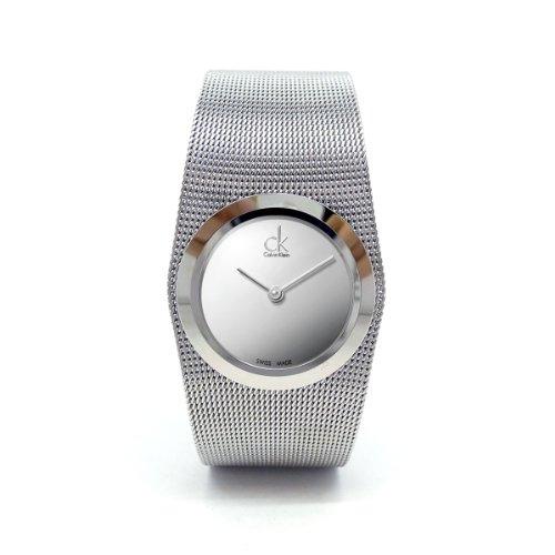 Women's Calvin Klein ck Impulsive Mesh Watch K3T23128