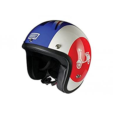 OR001154 - Casque Origine Primo Londres Bleu/Blanc/Rouge M