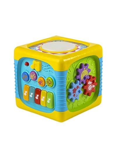 Color Baby Divertido Cubo Actividades Bebe