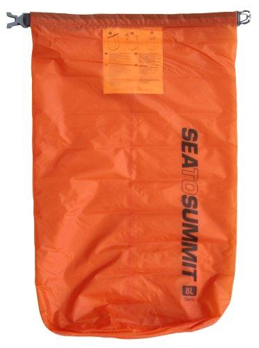 SEA TO SUMMIT(シートゥサミット) ウルトラSIL ナノ ドライサック 8L オレンジ   1700297