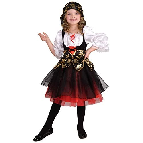 Lil Pirates Treasure Girls Costume