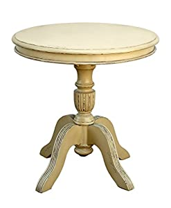 casual elements venezia round dining table