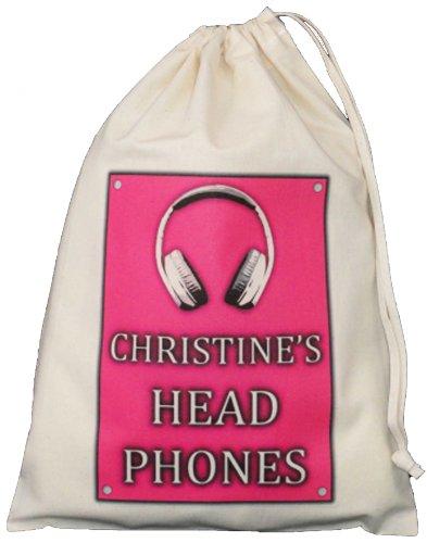 personalised-head-phones-bag-small-natural-cotton-drawstring-bag-25cm-x-35cm-pink-design