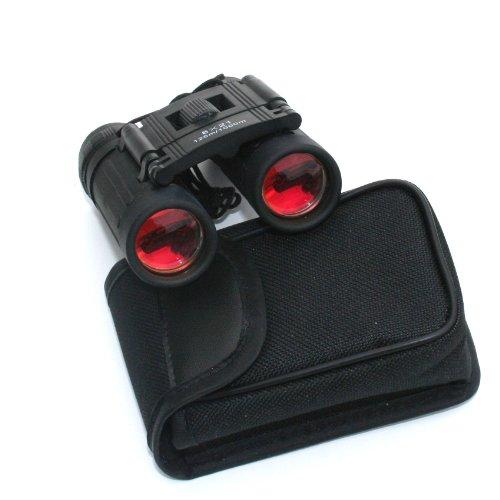 Lucky Bums Kids 10 X 25Mm Binoculars, Black