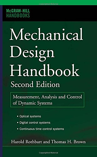 Mechanical Design Handbook, Second Edition: Measurement, Analysis and Control of Dynamic Systems (McGraw Hill Handbooks (Hardcover))