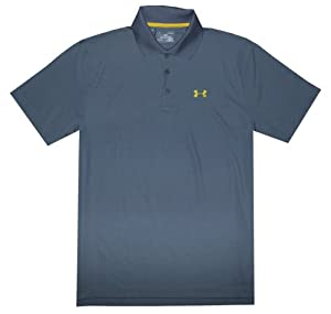 Under Armour Men UA Golf Polo T-Shirt (M, Graphite)
