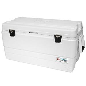 Igloo Marine Ultra Cooler (White, 94-Quart) by Igloo