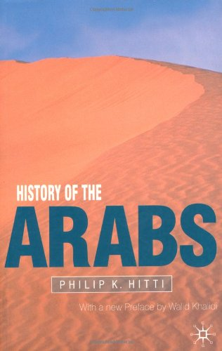 History Of The Arabs, Revised: 10Th Edition front-919802